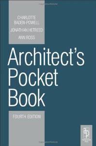 Architect's Pocket Book, 4th edition (Repost)