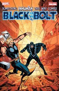 Black Bolt Something Inhuman This Way Comes2013DigitalTLK