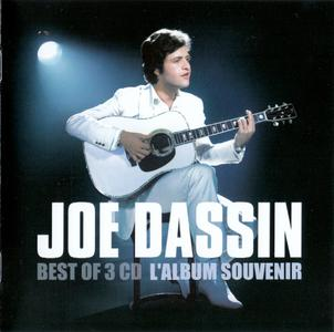 Joe Dassin - Best Of 3CD: L'Album Souvenir (2010)