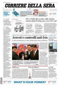 Corriere della Sera - 29 Marzo 2018