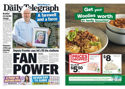 The Daily Telegraph (Sydney) – June 10, 2020