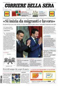 Corriere della Sera - 2 Giugno 2018