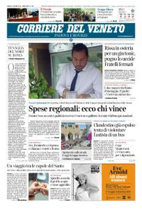 Corriere del Veneto Padova e Rovigo – 01 giugno 2019