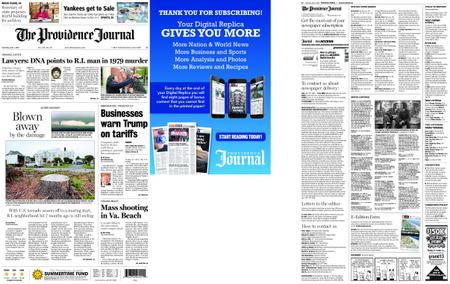 The Providence Journal – June 01, 2019