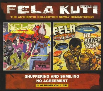 The Complete Works Of Fela Anikulapo Kuti: 26 CD Box Set