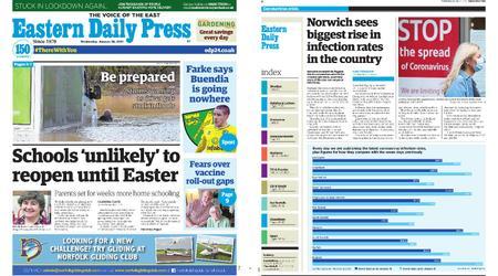 Eastern Daily Press – January 20, 2021