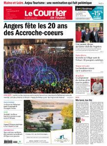 Le Courrier de l'Ouest Nord Anjou – 07 septembre 2019
