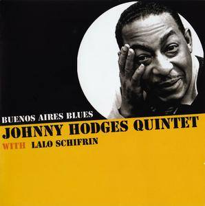 Johnny Hodges Quintet with Lalo Schifrin - Buenos Aires Blues & The Eleventh Hour (2009) 2 LP on 1 CD