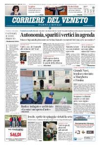 Corriere del Veneto Padova e Rovigo – 24 luglio 2019