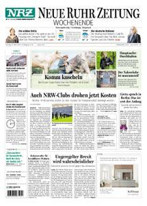 NRZ Neue Ruhr Zeitung Essen-Postausgabe - 30. März 2019