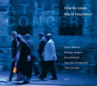 Charles Lloyd & Maria Farantouri - Athens Concert (2011) [2CDs] {ECM 2205/6}