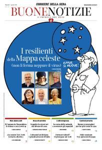 Corriere della Sera Buone Notizie – 07 aprile 2020