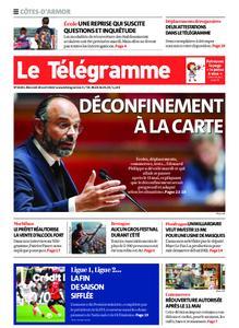 Le Télégramme Guingamp – 29 avril 2020