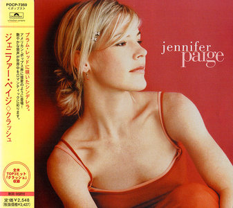 Jennifer Paige - Jennifer Paige (1998) Japanese Edition [Re-Up]