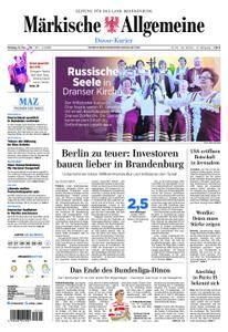 Märkische Allgemeine Dosse Kurier - 14. Mai 2018
