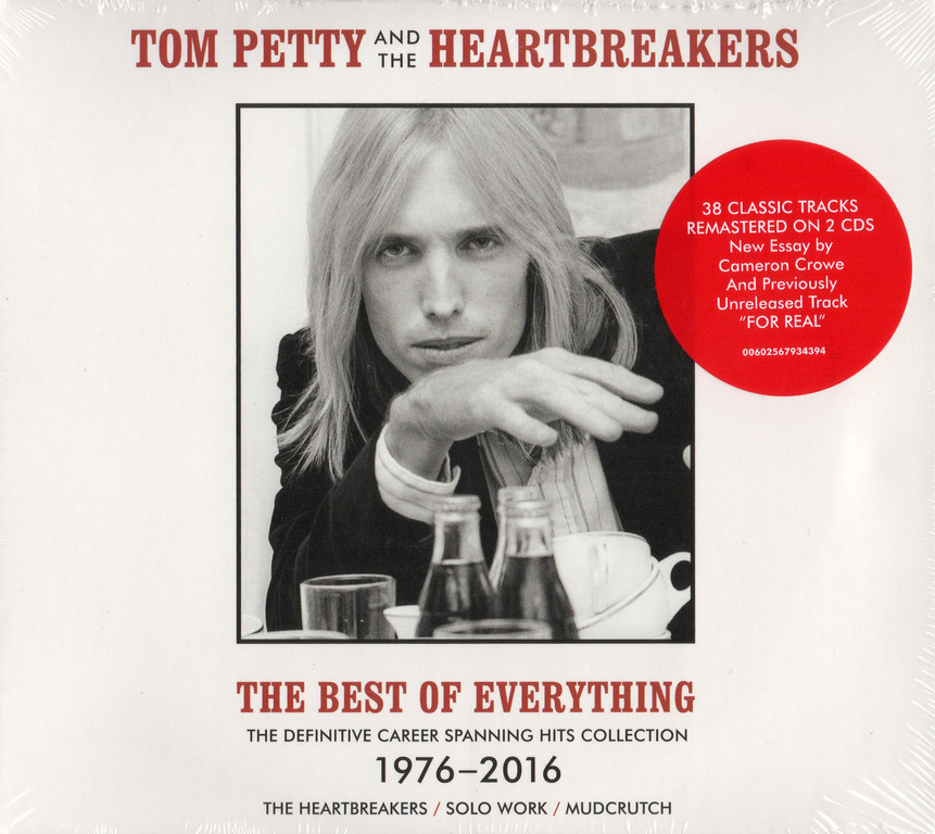 Tom Petty And The Heartbreakers - The Best Of Everything: The Definitive Career Spanning Hits Collection 1976-2016 (2019)