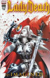 Lady Death Re Imagined