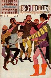 Bright Boots - Classics Illustrated Junior - 574