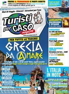 Turisti per Caso Magazine - luglio 2017