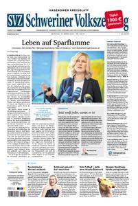 Schweriner Volkszeitung Hagenower Kreisblatt - 16. März 2020