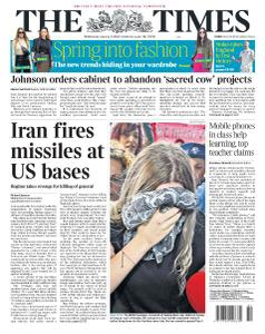 The Times - 8 January 2020