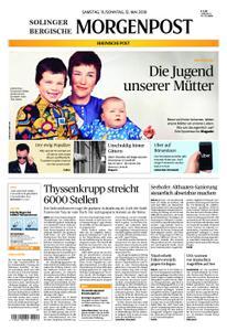 Solinger Morgenpost – 11. Mai 2019