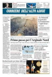 Corriere dell'Alto Adige – 18 dicembre 2019