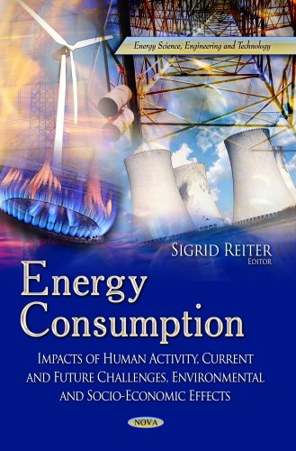 Energy Consumption: Impacts of Human Activity, Current and Future Challenges, Environmental and Socio-Economic Effects