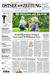 Ostsee Zeitung Wolgast - 13. September 2018
