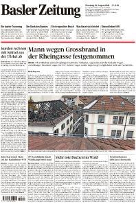 Basler Zeitung - 20 August 2019
