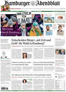 Hamburger Abendblatt – 22. Februar 2020