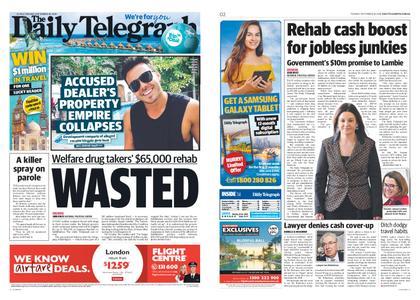 The Daily Telegraph (Sydney) – September 10, 2019