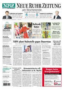 NRZ Neue Ruhr Zeitung Essen-Postausgabe - 11. November 2017