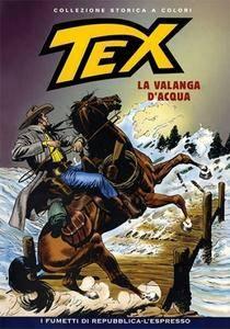 Tex Willer Collezione Storica a Colori 112 - La Valanga d'acqua (2009)
