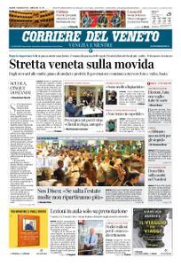 Corriere del Veneto Venezia e Mestre – 21 maggio 2020