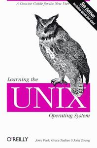 Learning the Unix Operating System, Fifth Edition