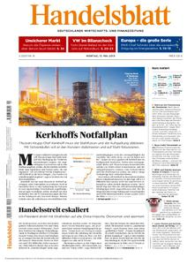 Handelsblatt - 13. Mai 2019