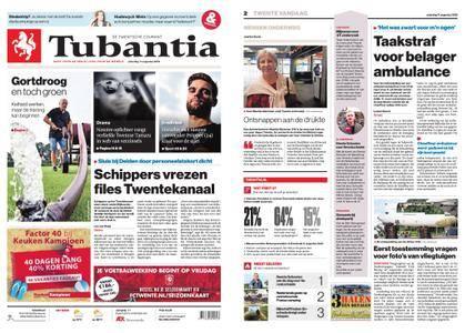 Tubantia - Enschede – 11 augustus 2018