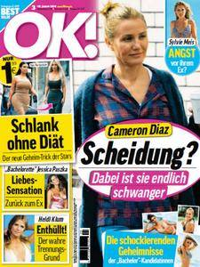 OK! Germany No 03 – 10. Januar 2018