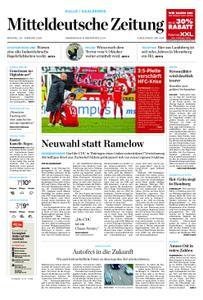 Mitteldeutsche Zeitung Zeitzer Zeitung – 24. Februar 2020
