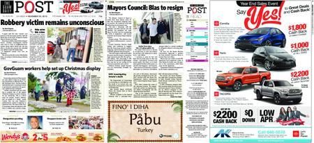 The Guam Daily Post – November 30, 2019