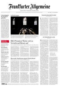 Frankfurter Allgemeine Zeitung - 23 Dezember 2020