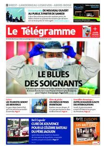 Le Télégramme Brest Abers Iroise – 16 juin 2020