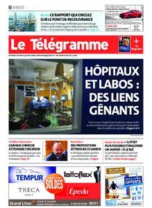 Le Télégramme Brest – 11 janvier 2020