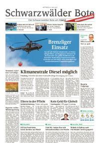 Schwarzwälder Bote Sulz - 03. Juli 2019