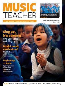 Music Teacher - June 2021