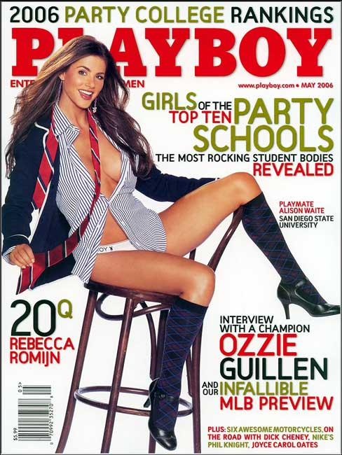Playboy - May 2006 (Pics Only, Reupload)
