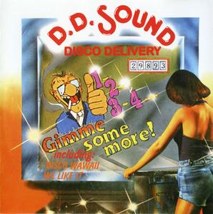 D.D. Sound - 1-2-3-4… Gimme Some More! (1977)