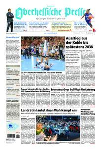 Oberhessische Presse Hinterland - 28. Januar 2019