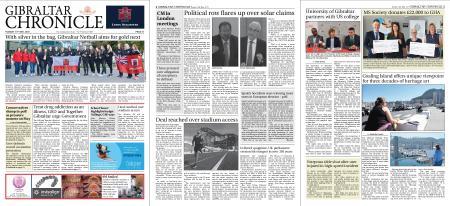 Gibraltar Chronicle – 14 May 2019